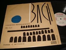 BACH°BRANDENBURG NR2&6. <>I MUSICI<>LP Vinyl~Romania Pressing<>STM-ECE 0688