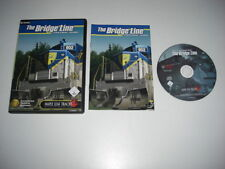 THE BRIDGE LINE Pc Maple Leaf Add-On Expansion Microsoft Train Simulator MSTS