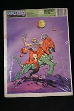 Vintage Masters Of The Universe 1984 He-Man & Battle Cat Frame Tray Puzzle