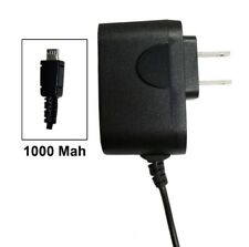 Wholesale lot of 50 Travel Home Wall Micro Usb Charger Samsung Galaxy/Htc 1000ma