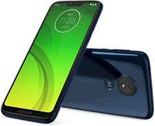 Motorolo Moto G7 Power 32GB Marine Blue XT1955 (GSM Unlocked) AT&T T-Mobile