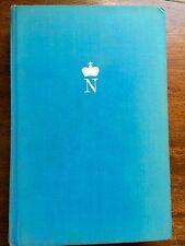 NAPOLEON BONAPARTE, by J. M. Thompson Rare Collectible HC book