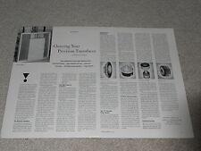 JBL Signature Ad, 2 pg, 1955, 375,175dlh,075,D123, Hartsfield, Articles, Info
