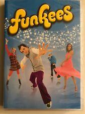 The Funkees - DVD - Poppi, Roxee, Turbo, Disco D - Nat Giancaspro - Australia