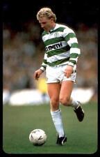 Fax Pax Football Stars 1988 - McAvennie (Glasgow Celtic)