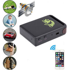 Mini Builtin Battery GSM GPS Tracker For Car Motorcycle Vehicle Waterproof New