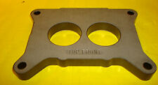 FORD MERCURY CARBURETOR SPACER PLATE 2 BARREL E5SE-9A589-AA 1/2 THICK GASKET