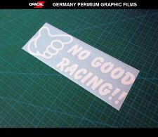 NO GOOD RACING!! OSAKA KANJO STYLE CIVIC JDM Drift car Decal vinyl Sticker #017