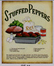 "Poster BLUEBERRY MUFFINS RECIPE Kitchen Decor Unframed Art Print U Frame 8X10/"""