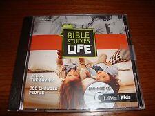 Bible Studies for Life~LifeWay Kids CD (1st-2nd Grade).Homeschooling NEW     813