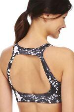 FABLETICS Koia Sports Bra Size XS Black Tie Dye Kate Hudson Line NWT