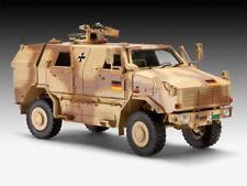Vehículos militares de automodelismo y aeromodelismo Revell escala 1:35