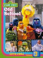 SESAME STREET: OLD SCHOOL, VOL. 3 - 1979-1984 NEW DVD