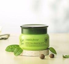 Innisfree green tea sleeping pack - 80mL (FREE SHIPPING)