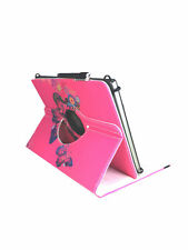 Boockcase Tablet Acer Iconia One 10 B3 A30 - 10.1 360 Zoll Schmetterling Pink