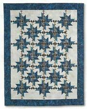 Winter Winds Quilt quilting pattern instructions