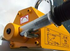Heavy Duty 660 lbs 300 kg Steel Lifting Magnet Magnetic Lifter Permanent Magnet