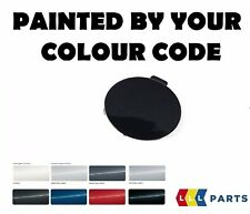 BMW NEW M3 E90 E93 E92 FRONT BUMPER TOW HOOK COVER PAINTED BY YOUR COLOUR CODE
