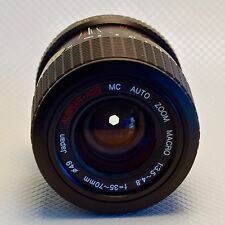 Albinar ADG MC Auto Zoom Macro 1:3.5-4.8 f=35-70 mm 49 Made in Japan