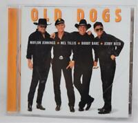 Old Dogs Waylon Jennings Mel Tillis Bobby Bare Jerry Reed CD