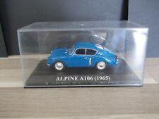 1/43 - Renault - Alpine A106 - 1965 - blau