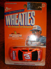 #3 Dale Earnhardt Sr Goodwrench WHEATIES Winston Select Action Promo 1/64 NEW