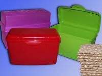 Knäcke Box Vorratsdose für Knäcke, Knäcke Brot Dose, Knäckebrot Frischhalte Dose