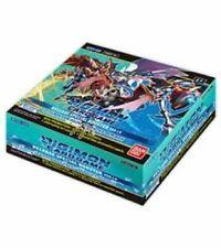 Digimon Especial versión 1.5 + 2 paquetes Dash Booster Box-Totalmente Nuevo -! en Stock!