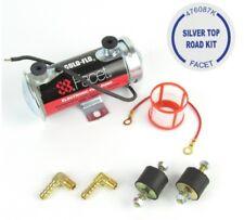 """Kit Facet """"Silver Top"""" pompe à essence électrique (12V)"""