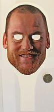 Jarryd Roughead Final Game Farewell Face Mask Roughy AFL Hawthorn Hawks