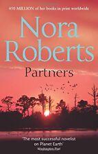 NORA ROBERTS  _____ PARTNERS ___  B FORMAT _____ BRAND NEW ___ FREEPOST UK