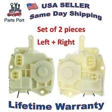 Set of 2 Power Door Lock Actuators for Acura Honda Left + Right