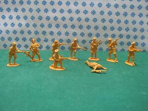 Infantry English 9 Figure 50/60 MM