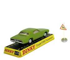 1/43 DINKY TOYS 1419 COUPE FORD THUNDERBIRD die-cast ATLAS CAR MODEL COLLECTION