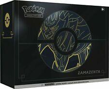 Pokemon Sword y Shield Elite entrenador Caja Plus zamazenta sellado de fábrica en la mano