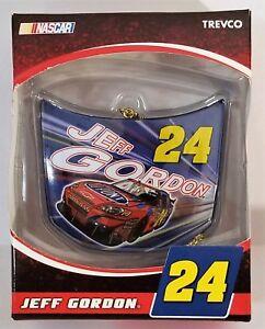 Jeff Gordon #24 DuPont Race Car Hood NASCAR Collectible Ornament Trevco 2008