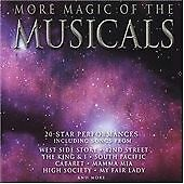 More Magic of the Musicals, Various Artists, Very Good Soundtrack, Import