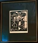 Pablo Picasso Style lithograph unsigned