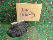 "Just The Right Style Raine 1999 Velvet Crush Music Box "" Embraceable You "" Nib"