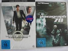 Largo Winch 2 + Paragraph 78 - Action gefällig? * Sammlung, Paket, Konvolut