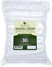 Disposable Plastic Vaginal Applicators Hygienic to Fit OTC Gel or Cream Products