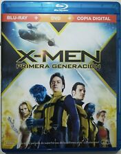 X Men Primera Generación. BluRay