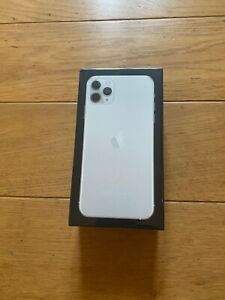 Apple iPhone 11 Pro Max - 256GB - Silver (Unlocked) A2218 (CDMA   GSM)