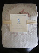 POTTERY BARN KIDS LAURA DUVET COVER QUEEN SIZE BRAND NEW EQUESTRIAN PATTERN