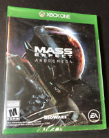 Mass Effect [ Andromeda ] (XBOX ONE) NEW