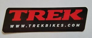 Lance Armstrong TREK Bikes Cycling Decal Sticker Black - NEW