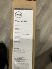 Dell Vostro 5510 • i7-11370H • 16GB RAM, 512GB SSD 15.6 FHD Win 10 Pro NEW!!