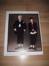 Dick Van Dyke/Mary Tyler Moore Dual Signed 11 x 14 Color Photo/Free Shipping!
