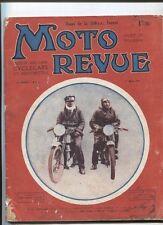 Moto Revue N°215 ; 1 mars  1927 :  350 Terrot à culbuteur / alemagne