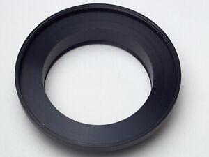 "2-inch 2"" telescope eyepiece adapter ring slim 67mm camera lens filter threads"